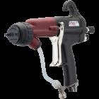 Pulvérisation pneumatique sans générateur : Pistolet électrostatique Ransflex TAPLEX