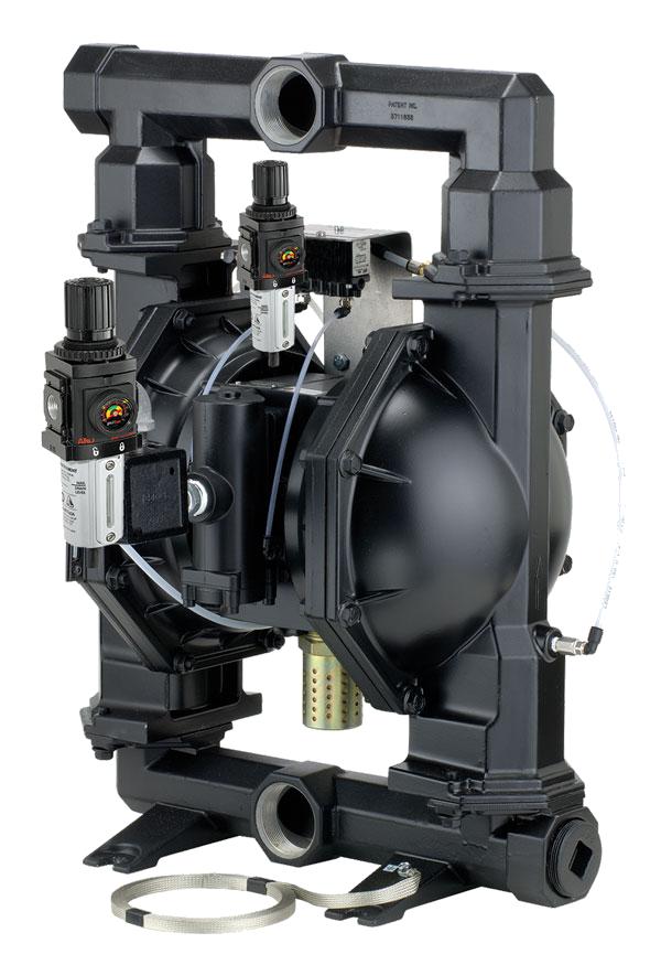 Pompe pneumatique à membrane poudre TAPLEX